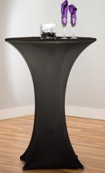 Návlek na koktejlový stůl -spandex
